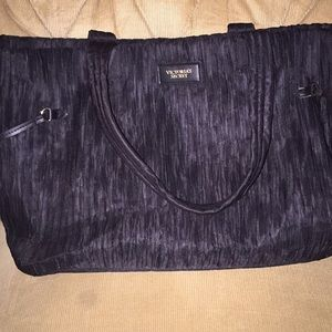 Victoria's Secret Black Tote Bag